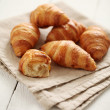 Fresh french croissants — Stock Photo #38084965