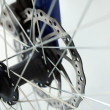 Stock Photo: Bicycle parts