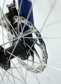 Bicycle parts — Stock Photo