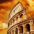 Colosseum famous in Rome — Stock Photo #39717553