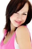 Cute woman posing — Stock fotografie