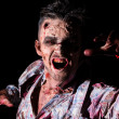Creepy scary zombie — Stock Photo #39834285