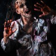 Creepy scary zombie — Stock Photo #39834329