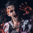 Creepy scary zombie — Stock Photo #39834333