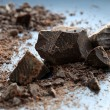 Stock Photo: sweet chocolate