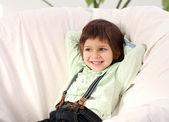 可爱可爱的小男孩 — 图库照片