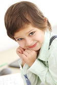 Adorable kid — Stock Photo