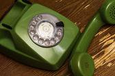 レトロな電話番号 — ストック写真