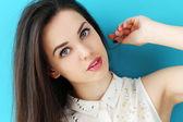 魅力的な魅惑的な女の子 — ストック写真