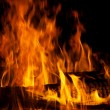 Royalty-Free Stock Photo: The fire