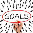 Goals Concept — Stock Photo #21988995
