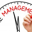 Time Management Concept — Stock Photo