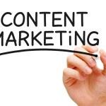 marketing de conteúdo — Foto Stock