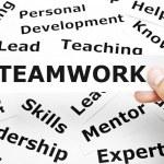 Teamwork Concept — Stock Photo #30062539