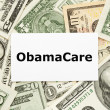 ObamaCare Concept — Stock Photo