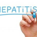Hepatitis Blue Marker — Stock Photo #47686379