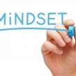 Mindset Blue Marker — Stock Photo #48013165
