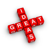 Great ideas icon — Stock Photo