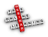 Aprendizaje en línea — Foto de Stock