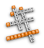 Product marketing — Stock Photo