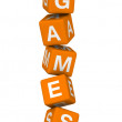 Games — Stock Photo #49474795