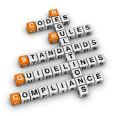 Compliance — Stock Photo