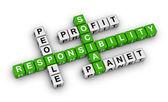 Social responsibility — Stock Photo