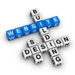Website building — Stock Photo #5850437