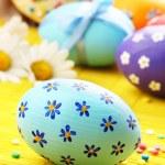 Easter eggs — Stock Photo #13366156