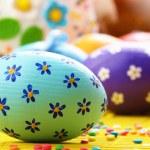 Easter eggs — Stock Photo #13366157