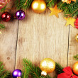 Christmas background — Stock Photo #13366301