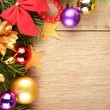 Christmas background — Stock Photo #13366305