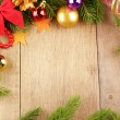 Christmas background — Stock Photo #13366307