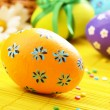 Easter eggs — Stock Photo #13701502