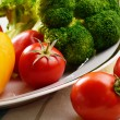 Fresh vegetables — Stock Photo #13765416