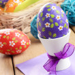 easter eggs — Stock Photo #14045597