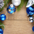 Christmas background — Stock Photo #14390679
