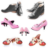 Women's shoes — Stock Photo
