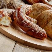 Groupe des miches de pain — Photo