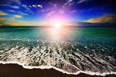 Sea shore — Stock Photo