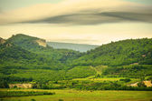 Crimean mountains — Stock Photo