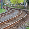 Tram rails — Stock Photo #21510791