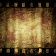 Stock Photo: Old film strip