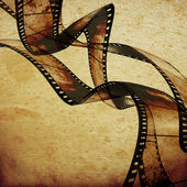 Movie frames or film strip — Stock Photo