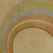 Abstract curved bands — Stock Photo