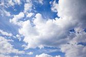 Niebo chmury — Zdjęcie stockowe