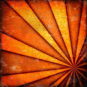 Abstract sun's rays — ストック写真