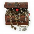 treasure chest — Stock Photo #33010137