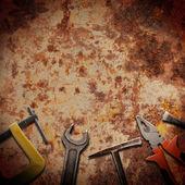 Tools for repairs — Stock Photo