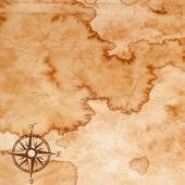 Ancienne carte — Photo